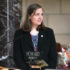 Senator Sara Howard