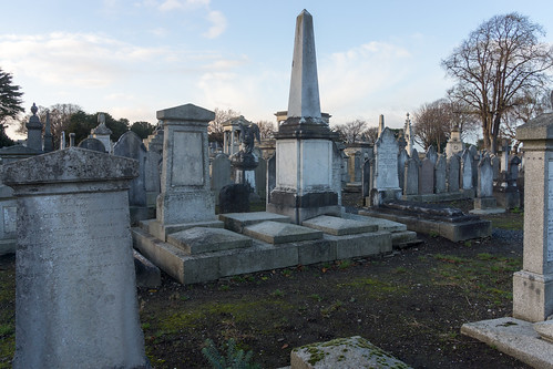 Mount Jerome Cemetery & Crematorium is situated in Harold's Cross Ref-100411