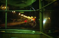 triadic memories (.simstorm) Tags: street travel light streetart travelling slr night analog zeiss vintage nightshot kodak bokeh streetphotography tram poland polska 35mmfilm vintagecamera nightshots 16 streetcar portra praktica analogphotography everydaylife singlelensreflex trolleycar expiredfilm poznań poznan carlzeiss portra800 kodakportra800 kodakportra pancolar prakticaplc3 pancolar50mm simstorm pancolarelectric