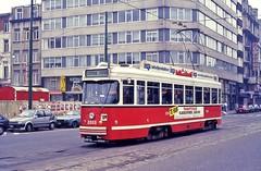 2035 CENTRAAL STATION (brossel 8260) Tags: belgique tram antwerpen anvers pcc miva