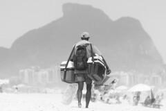 Feriado da Conscincia Negra (Black Awareness Day) (Andre Dexheimer) Tags: summer brazil bw holiday praia beach rio brasil riodejaneiro sand rj imagens pb da barradatijuca em barra feriado zumbi tijuca verao pedradagavea zonaoeste gaveastone brasilemimagens