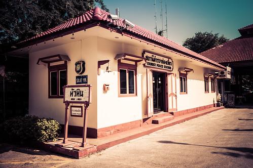 Hua Hin Tourist Polich Station