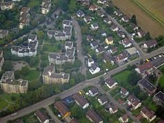 Schäfligrabenstrasse (Riex) Tags: road street schweiz switzerland flying suisse zurich aerial route avenue rue aerialphotography birdseyeview envol wallisellen s95 canonpowershots95 schäfligrabenstrasse margritstrasse wallisellerstrasse