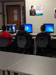 """2014 Hour of Code • <a style=""""font-size:0.8em;"""" href=""""http://www.flickr.com/photos/109120354@N07/15908808909/"""" target=""""_blank"""">View on Flickr</a>"""