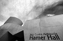 "Hamer Hall • <a style=""font-size:0.8em;"" href=""http://www.flickr.com/photos/52384688@N06/15931373856/"" target=""_blank"">View on Flickr</a>"