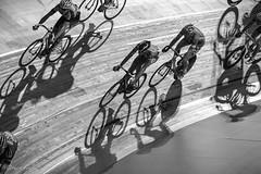 U19 men, scratch (G. Warrink) Tags: dutch sport cycling championship track national scratch apeldoorn