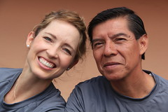 Rachel & William Lopez, In-Country Director