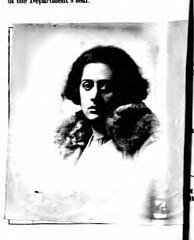 Beatrice Kaufman 1922 (puzzlemaster) Tags: broadway writer editor passportphoto algonquinroundtable