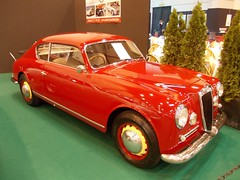 Lancia Aurelia GT B20 Coup Series III 1953 (Zappadong) Tags: auto classic car essen automobile iii voiture coche classics techno oldtimer series gt aurelia oldie carshow coup lancia 1953 b20 2014 youngtimer automobil classica oldtimertreffen zappadong