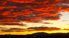 Las Vegas Sunsets-IMAG0165