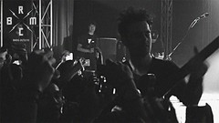11 (reaoubien) Tags: leica blackandwhite bw monochrome live rocknroll brmc photoworks stagephotography petehayes reaoubien