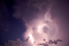 Lightning in clouds (thomas.hartmann496) Tags: cruise cloud storm nature weather night photo colorful illumination bolt lightning bahamas nassau thunder