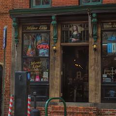 Ye Olde Tobacco Shoppe (MPnormaleye) Tags: street urban brick window shop retail washington store neon lisa mona neighborhood gifts cigars lantern tobacco