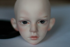 IMG_9304 (greenwolfy) Tags: makeup bjd dim annabeth faceup