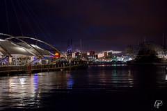 Zena (REDda_ge) Tags: city night nikon genoa genova porto zena antico d7100