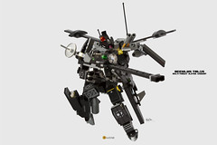 Occulus Talos Mecha Ver.2.0 (clmntin.E) Tags: digital suits lego mechanical scope designer military hard mini sniper pistol future scifi stealth missile slayer futuristic weapons mecha mech povray variant mocs minifigure rader afol ldd exo occulus miniland talos hardsuits minifigurine exosuits