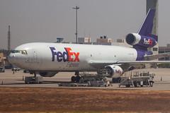 FedEx MD-11F (Rami Khanna-Prade) Tags: airport bangalore international express fedex federal federalexpress aroport md11f blr kempegowda bengaluru vobl bengaluruinternationalairport n579fe devanahalliairport kempegowdainternationalairport  aroportinternationalkempegowda cn48470 aroportinternationaldebangalore