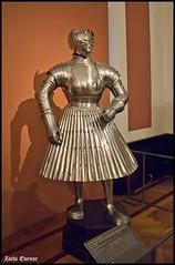 Hofburg's Armory 2757 (Zachi Evenor) Tags: vienna museum austria arms medieval armor armory middleages weapons hofburg 2014 armors  platemail       zachievenor   imperialarmory   hofburgsarmory hofburgsarnory  hofburgarmory hogburgs