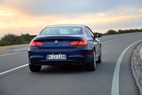 BMW 6 Series Coupe LCI (F13)