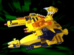 Suntron - Starfighter AC-200 (Crimso Giger) Tags: lego spaceship starship moc starfighter spacefighter legospacefighter legostarfighter suntron