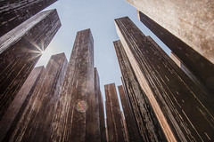 Memorial (georchy) Tags: art monument lens memorial hungary sigma flare 1956 uprising sunstar tr emlkm
