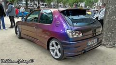 PEUGEOT 306 (gti-tuning-43) Tags: auto cars automobile expo meeting voiture event modified tuning peugeot 306 modded tuned 2016 valslesbains show meeting tuning tuning