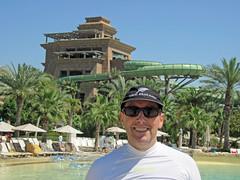 Atlantis, The Palm, Dubai, UAE (Gaz n Nic) Tags: dubai uae atlantis waterslide unitedarabemirates thepalm atlantishotel aquaventurewaterpark