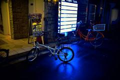 0900 (ken-wct) Tags: street art japan nikon f14 sigma d750 bicyle 30mm