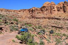 moab-127 (LuceroPhotos) Tags: utah jeeps moab cliffhanger jeeping