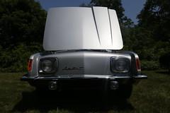 1975 Avanti II (vetaturfumare - thanks for 2 MILLION views!!!) Tags: ny silver open bumper 1975 hood studebaker bonnet headlamps avanti avantiii 400ci rqb