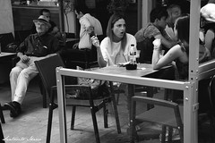 Point of view (LevanteCH) Tags: tamron16300 biancoenero blackwhite candid candidportraits d7100 streetphoto goingcandid feet legs relax citylife adorable people wedding candidportraiit streetphotography monocrome