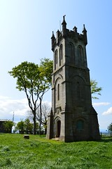 Barnweil Monument, Ayrshire. Right Side. (Phineas Redux) Tags: scotland ayrshire sirwilliamwallace scottishmonuments ayrshirescenes barnweilmonumentayrshire