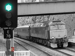 Spot on (Stapleton Road) Tags: station teignmouth class57 57605
