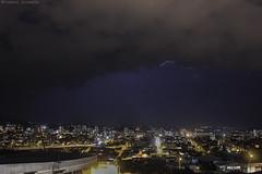 Lightning Night (Tatisjd Photography) Tags: longexposure sky beautiful night clouds lights amazing nice colombia awesome creation lightning skyatnight pereira nicelights beautifulcreation lightningnight tatianajaramillo tatianajaramilloduque tatisjd