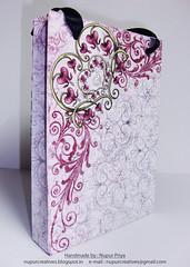 Gift Bag Back (Nupur Creatives) Tags: heartfelt creations heartfeltcreations