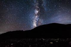 Milky Way in Tibet (Kelvinn Poon) Tags: night star tibet milkyway   everestbasecamp
