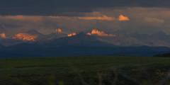 Spectacular Canadian Rockies (Light & Shadows ( Extremely busy )) Tags: spectacularcanadianrockies spectacular canadian rockies spectacularcanadian canadianrockies alpenglow nikond7200 d7200 nikon70200mmf28 lightonthesummit glowingsummit
