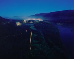 (lucas.deshazer) Tags: night washington fullmoon moonlight 4x5 chamonix largeformat bonneville beaconrock kodakportra400
