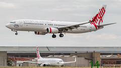 Virgin Australia B737 (Green 14 Pictures) Tags: canon airplane airport outdoor mark aircraft aviation air australia melbourne mel virgin ii airline 7d boeing airlines 737 airfield tullamarine ymml avgeek twinjet 7d2 avporn