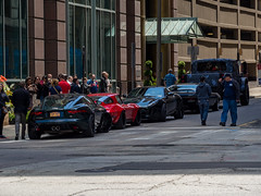 Fast & Furious 8 Filming 4 (jphenney) Tags: movie downtown cleveland filmproduction sportscars movieprops fastfurious fastandfurious8