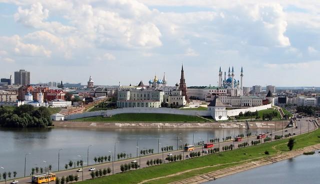 Казань невошла всписок основных претендентов для размещения нановых банкнотах