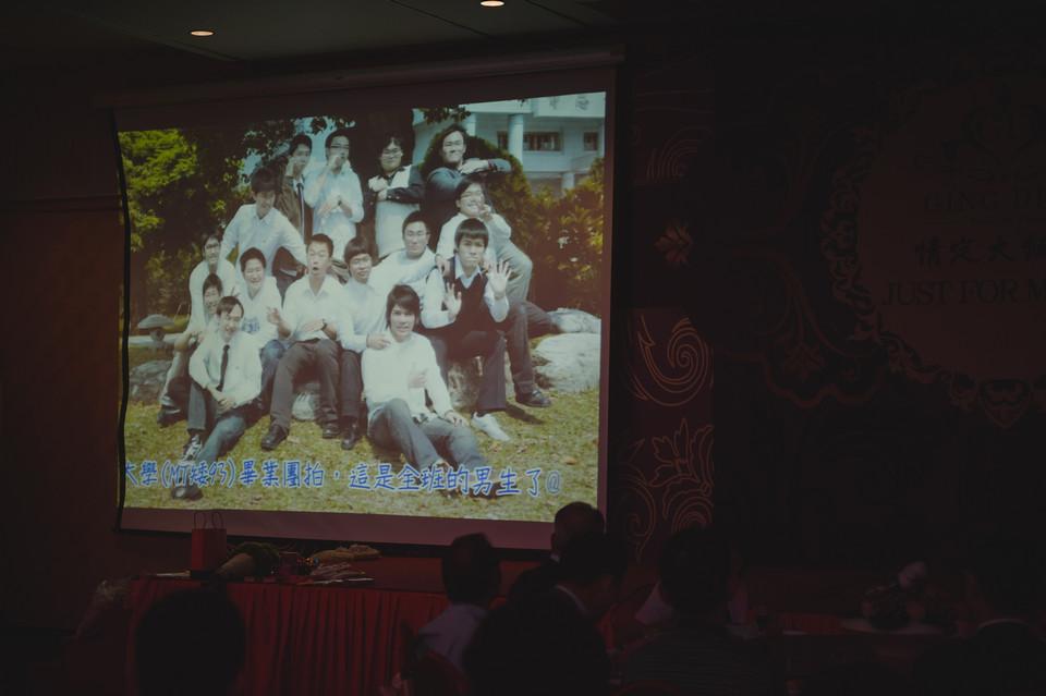婚禮攝影-台南情定婚宴城堡永康館-58