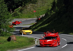 'Rarris everywhere (D.N. Photography) Tags: ferrari f50 f430 spider f12tdf f12 tdf 458 488 automotive auto automobile automobiles austria canon car cars mountain road transportation vehicle vehicles eos exotic exotics 7d worldcars tirol hochgurgl timmelsjoch mountains