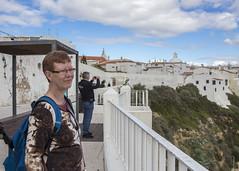 Marjon (Hans van der Boom) Tags: europe portugal algarve vacation holiday albufeira peop e woman marjon wife town pt