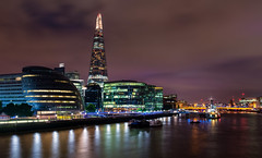 London river Thames and the Shard (technodean2000) Tags: london city westminster england uk shard nikon d610 lightroom ship light best great exceptional