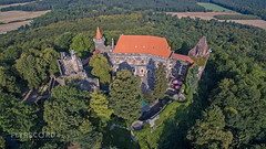 Zamek Grodziec (flyrecord) Tags: castle grodziec monument monuments mountians poland history aerial aerialphotography drone droning