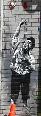 Jef Aerosol, Brooklyn NY (ZUCCONY) Tags: 2016 brooklyn nyc streetart newyork unitedstates us bobby zucco bobbyzucco pedrozucco bushwick bk ny arte calle mural murales graffiti