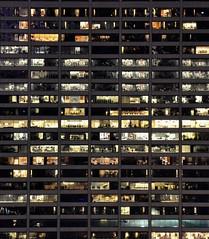 offices (LG_92) Tags: newyork bigapple manhattan usa 2016 september nikon dslr d3100 architecture modern skyscrapers pattern highrise offices nightlights cityscape night nighlights