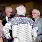 "<b>1966_Alumni_Dinner_-2</b><br/> The class of 1966 celebrates 50 years as Luther grads. October 1, 2016. Annika Vande Krol '19<a href=""//farm8.static.flickr.com/7463/29633519434_8289bc1136_o.jpg"" title=""High res"">∝</a>"