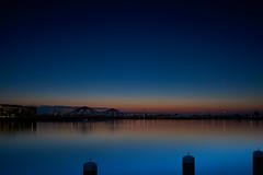 Sunset IJMeer III (Cookie-1965) Tags: sunset water niederlande amsterdam ijmeer body d810 afsnikor2470128ged